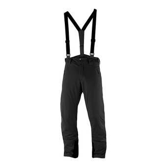 Salomon ICEGLORY - Pantalon ski Homme black