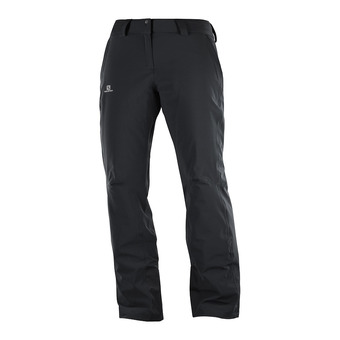 Salomon ICEMANIA - Pantaloni da sci Donna black