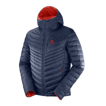 Anorak hombre HALOES DOWN night sky
