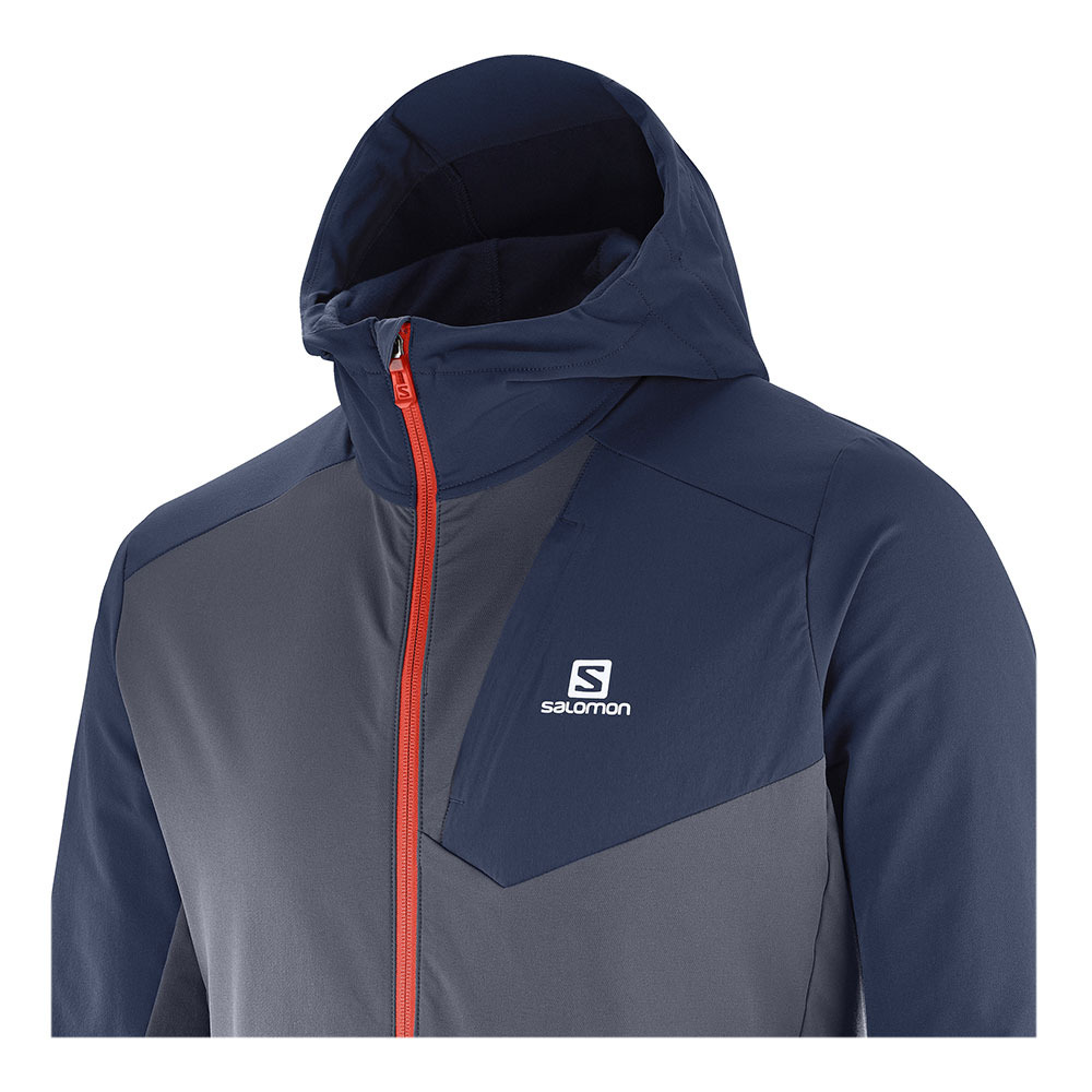 Sport Graphitenight Shop Giacca Softshell Private Ranger Sky Uomo UwYHwa
