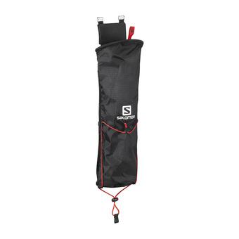 Salomon CUSTOM QUIVER - Pole Bag - black