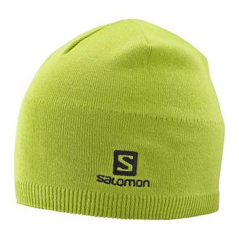 Gorro SALOMON BEAN lime green