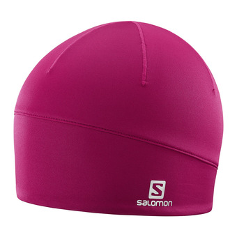 Salomon ACTIVE - Bonnet cerise