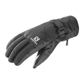 Salomon FORCE DRY - Gants Homme black