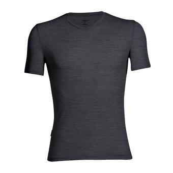 Icebreaker ANATOMICA - Camiseta hombre jet hthr