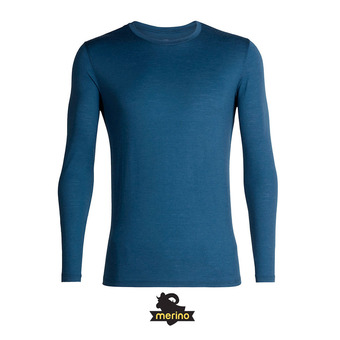 Tee-shirt ML homme TECH LITE prussian blue