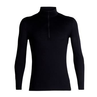 Icebreaker 200 OASIS - Base Layer - Men's - black