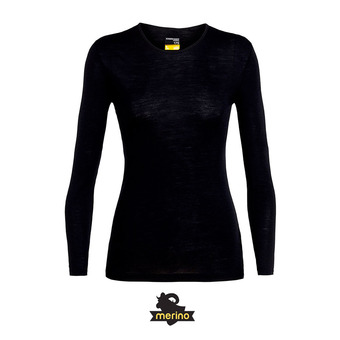 Icebreaker 175 EVERYDAY - Maglia termica Donna black