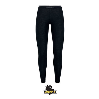Icebreaker 175 EVERYDAY - Mallas mujer black