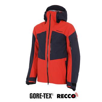 Chaqueta de esquí Gore-Tex® Recco® hombre GRAVITY dynared