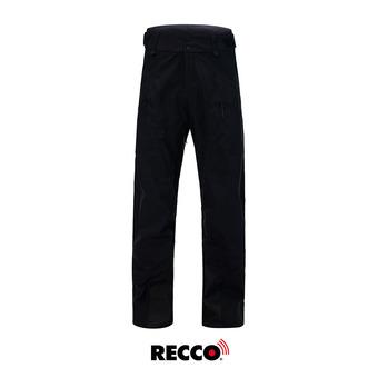 Pantalón de esquí Recco® hombre RADICAL black