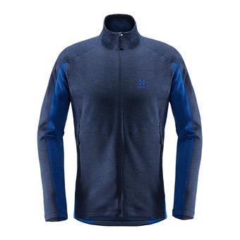 Chaqueta hombre HERON tarn blue/cobalt blue