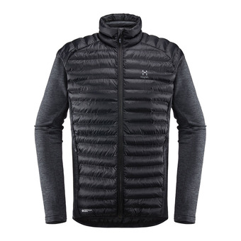 Mimic Hybrid Jacket Homme True Black