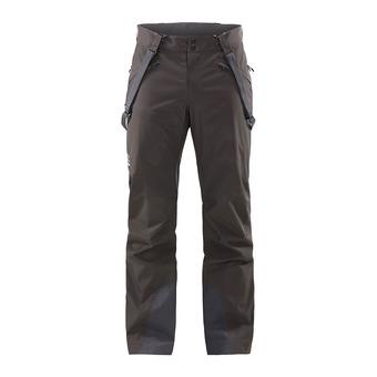 Haglofs NIVA - Pantalón hombre slate