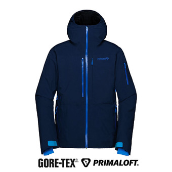 Chaqueta Gore-Tex® hombre LOFOTEN INSULATED indigo night