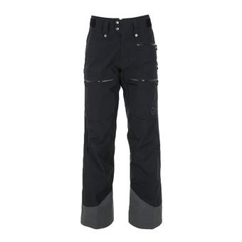 Norrona LOFOTEN INSULATED GTX - Pantalón de esquí hombre caviar
