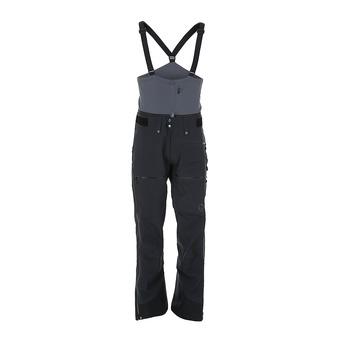 Norrona LOFOTEN PRO GTX - Pantalón de esquí hombre caviar