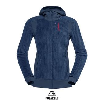 Polar Polartec® mujer LOFOTEN ALPHA RAW vintage indigo