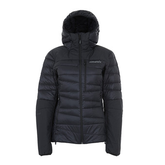 Jacket - Women's - FALKETIND DOWN caviar