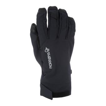 falketind dri short Gloves Unisexe Caviar
