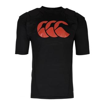 Canterbury VAPODRI RAZE - Paraspalle Uomo black/red/white