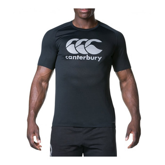 Canterbury CORE VAPODRI POLY - Maillot Homme black