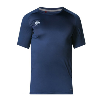 Canterbury CORE VAPODRI SUPERLIGHT POLY - Maillot Homme navy