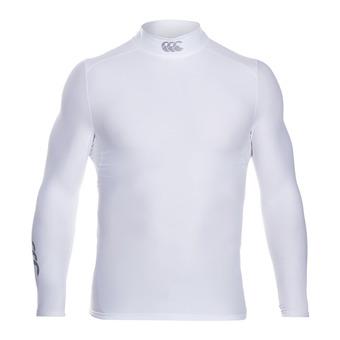 Canterbury THERMOREG TURTLE - Camiseta térmica hombre white