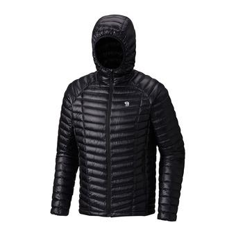 Mountain Hardwear GHOST WHISPERER - Anorak hombre black