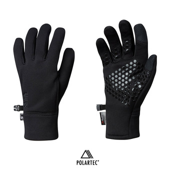 Mountain Hardwear POWER STRETCH STIMULUS - Guantes black