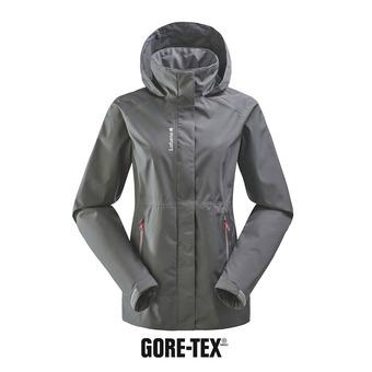 Chaqueta mujer WAY GTX ZIP-IN carbone grey