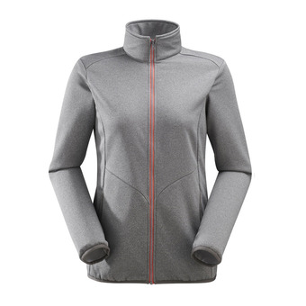 Polar mujer ACCESS F-ZIP heather grey