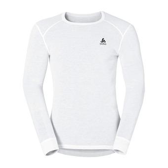 Odlo ACTIVE WARM - Camiseta térmica hombre white
