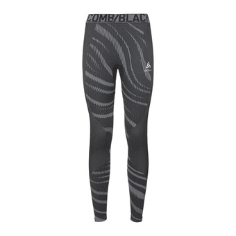 Odlo PERFORMANCE BLACKCOMB - Collant Femme black/concrete grey