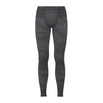 Odlo PERFORMANCE BLACKCOMB - Mallas hombre black/concrete grey/silver