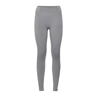 Odlo PERFORMANCE WARM - Collant Femme grey melange/black