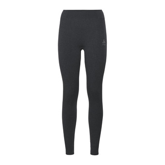 Collant femme PERFORMANCE WARM black/concrete grey