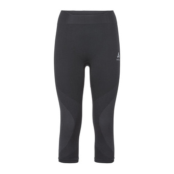 Corsaire femme PERFORMANCE WARM black/concrete grey