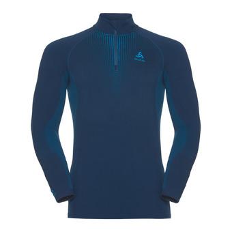 Camiseta térmica hombre PERFORMANCE WARM poseidon/blue jewel