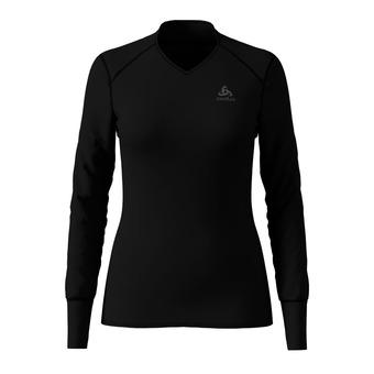 Odlo ACTIVE ORIGINALS WARM - Camiseta térmica mujer black