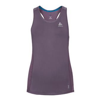 Odlo CERAMICOOL PRO - Camiseta de tirantes mujer vintage violet