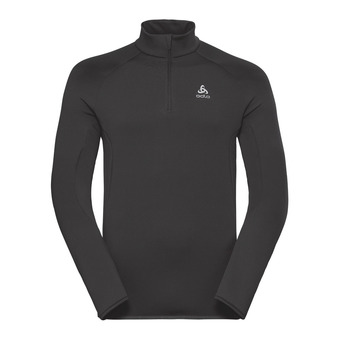 Sweat 1/2 zip homme CARVE WARM black