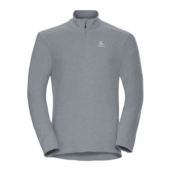 Odlo BERNINA - Sweat Homme grey melange
