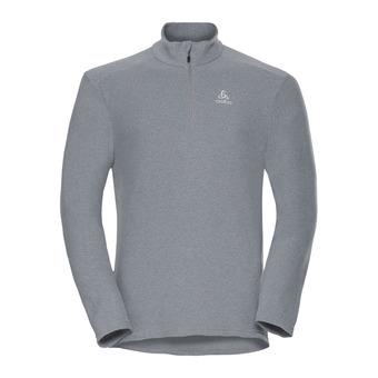 Odlo BERNINA - Sweatshirt - Men's - grey marl