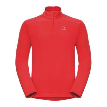 Odlo BERNINA - Sweatshirt - Men's - fiery red