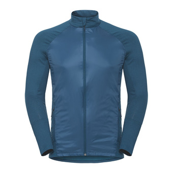 Odlo VELOCITY ELEMENT LIGHT - Chaqueta hombre poseidon/blue jewel