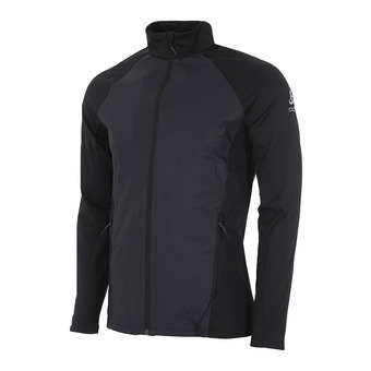 Veste homme VELOCITY ELEMENT LIGHT black/graphite grey