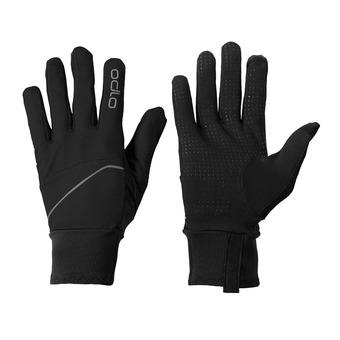 Odlo INTENSITY SAFETY LIGHT - Gloves - black