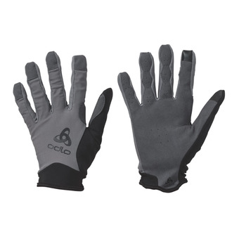 Odlo OFFROAD LIGHT - Gants steel grey