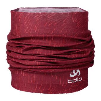 Braga para el cuello PRINTED LIGHT rumba red/hibiscus